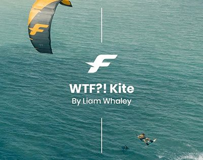 WTF!? KITE | VIDEO PRODUCTO POR LIAM WHALEY
