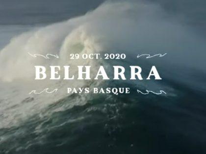LA OLA GIGANTE DE BELHARRA