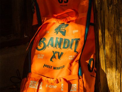 F-ONE BANDIT XV – NOVEDADES por Liam Whaley